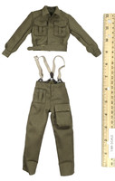 "British Airborne Red Devils Sergeant ""Charlie"" - Uniform (P40)"