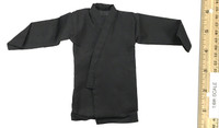 Kunoichi Clothes Sets - Kimono (Haori) (Black)