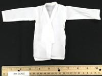 Kunoichi Clothes Sets - Kimono (Haori) (White)
