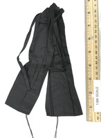 Kunoichi Clothes Sets - Pants (Hakama) (Black)