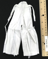 Kunoichi Clothes Sets - Pants (Hakama) (White)