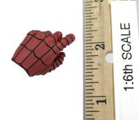 Spider-Man (Spider-Punk Suit) - Left Trigger Hand