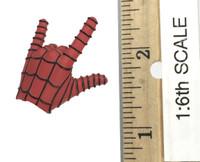 Spider-Man (Spider-Punk Suit) - Left Web Shooting Hand