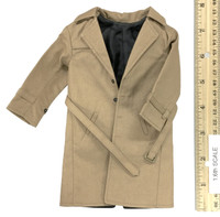 Reporter Office Suit Set - Trench Coat