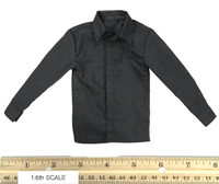 Men's Casual Suit Suit 2.0 - Shirt (Black)