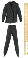 Men's Casual Suit Suit 2.0 - Suit (Black)