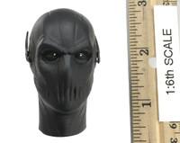 The Dark Speedster - Head (Masked) (Molded Neck)