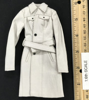 Female Trench Coat Sets - Trench Coat (Grey)