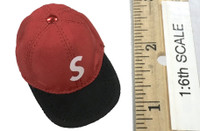 Bulls Sport Set (Red) - Cap (Red)