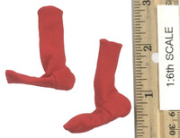 Bulls Sport Set (Red) - Socks (Red)