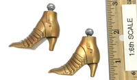 Pantheon: Athena - Shoes w/ Ball Joints (Metal)