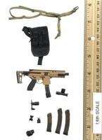 Combat Girl Series Pisces: Lucy - Submachine Gun (SIG MPX-K)