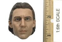 Henry V of England - Head (Clean Shaven) (No Neck Joint)