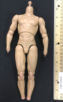 Henry V of England - Nude Body w/ Neck and Hand Joints