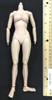 Eighth Route Army Medical Soldier - Nude Body w/ Feet