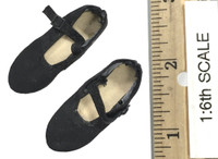Eighth Route Army Medical Soldier - Shoes (w/ Straps) (For Feet)