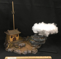 Erlang Shen (Exclusive Edition) - Diorama Base (See Note)