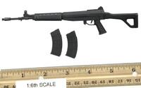 Snow Leopard Commando Unit Female Sniper - Rifle (QBZ-03)
