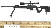 Snow Leopard Commando Unit Female Sniper - Sniper Rifle (CS-LR4)