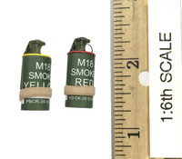 Operation: Red Sea PLA Navy Marine Saw Gunner Zhang Tian De - Smoke Grenades (2)