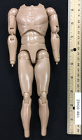 The Lost Man - Nude Body w/ Hand Joints