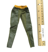 Cosplay Costume Clothing Sets v2.0 - Leather Pants (Green)