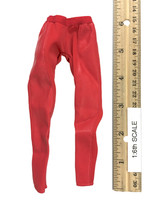 Cosplay Costume Clothing Sets v2.0 - Leather Pants (Red)
