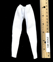 Cosplay Costume Clothing Sets v2.0 - Leather Pants (White)