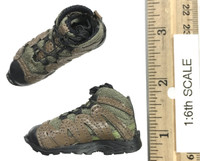 "Seal Team Six Devgru ""Jungle Dagger"" - Boots (For Feet)"