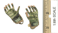"Seal Team Six Devgru ""Jungle Dagger"" - Gloves"