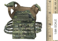 "Seal Team Six Devgru ""Jungle Dagger"" - Plate Carrier"