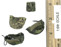 "Seal Team Six Devgru ""Jungle Dagger"" - Pouch Set"