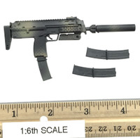 "Seal Team Six Devgru ""Jungle Dagger"" - Submachine Gun (MP7)"