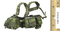 "Seal Team Six Devgru ""Jungle Dagger"" - Tactical Chest Rig"