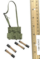 PLA Sino-Vietnamese War - Grenades w/ Bag