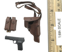 PLA Sino-Vietnamese War - Pistol (Type 54) w/ Holster