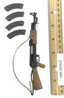 PLA Sino-Vietnamese War - Submachine Gun (Type 56)