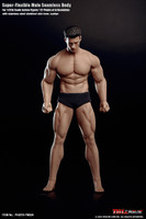 Male Seamless Body (1:12th Scale PH2019-TM02A) - Boxed Figure