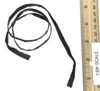 Female Samurai Ryou (Black Armor) - Cloth Belt (Uwa-Obi)