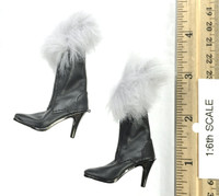Lady Cat Figure Accessory Set - Boots (For Feet)