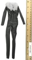Lady Cat Figure Accessory Set - Leather Bodysuit
