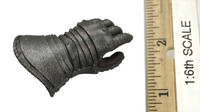 Knights of the Realm: Black Knights (SHCC Exclusive) - Left Gloved Relaxed Hand