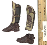 King Theoden - Boots w/ Leggings & Ball Joints