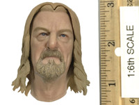 King Theoden - Head (Removable Hair - See Note)