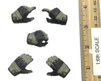 DEA Special Response Team Agent El Paso - Gloved Hand Set