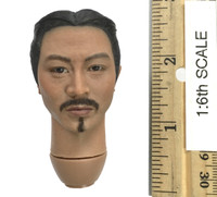 Qin Empire Emperor Dragon - Head w/ Neck Joint & Top Knot (Magnetic)