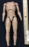 Qin Empire Emperor Dragon - Nude Body