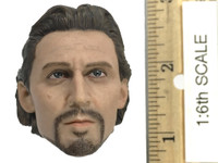 Henry V of England (Throne Version) - Head (Bearded) (No Neck Joint)