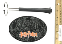 Harry Potter: Sorceror's Stone: Hermione Granger - Display Stand (Halloween)