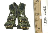 75th Ranger Regiment: Grenadier (1/12th Scale) - Grenade Vest (M79)
